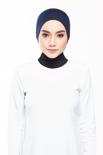 Rania Inner Cap in Royal Blue